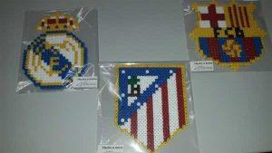 Escudos equipos de fútbol 3 euros