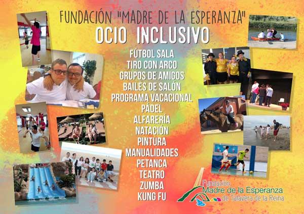 ACTIVIDADES DE OCIO INCLUSIVO