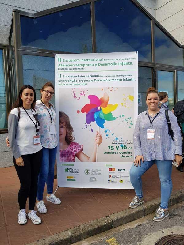 II encuentro internacional de Atención temprana