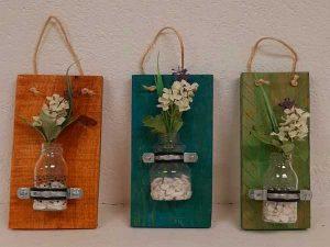 Jarrón_flores_secas 6 Euros